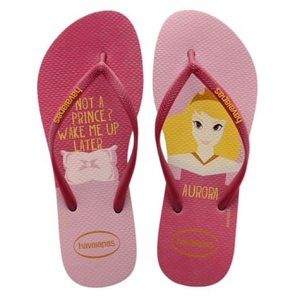 great deals 2017 pretty nice detailed pictures Havaianas Shoes | Disney Princess Aurora Nwt | Poshmark